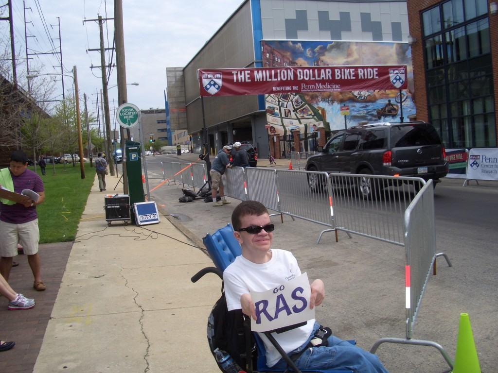 2014 CODRT fundraiser - Matt